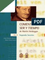 Comentario Rivera Ser y Tiempo