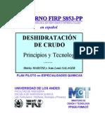 Deshidratacion Del Petroleo Crudo