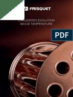 Chaudiere Frisquet Evolution Visio Documentation Commerciale