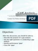 Module 4 (Gap Analysis)