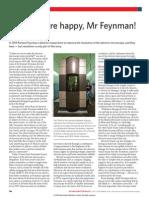 Surely You'Re Happy, Mr Feynman