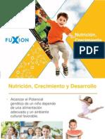 Nutrición, Crecimiento y Desarrollo