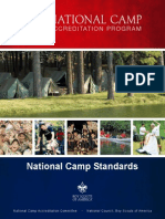 Camp Standards