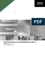 dev275 essential of visual modeling