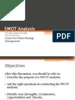 Module 2 (Swot Analysis)