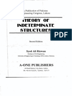 Theory of Indeterminate Structures_Syed Ali Rizwan