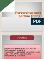 Perdarahan Post Partum FIX