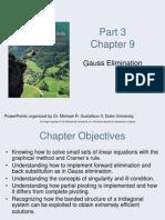 Gauss Elimination Matlab