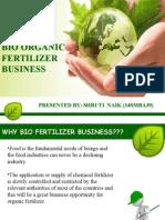 Bio Organic Presentation