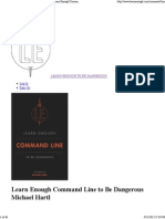 Learn Enough Command Line to Be Dangerous _ Learn Enough Command Line to Be Dangerous _ Softcover