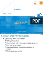 KPI Optimization 20100407
