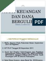 Audit Keuangan Dan Dana Bergulir