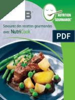 Seb Recettes Nutricook Gourmet