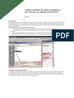 Cómo Se Pueden Utilizar Módulos de Señal Analógicas y Tarjetas de Señal de 0
