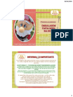 Passo a Passo Embalagem Papai Noel Na Neve PDF