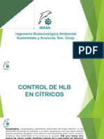 IBASA Control de HLB en Citricos