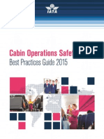 Cabin Operations Safety Best Practices Guide 2015
