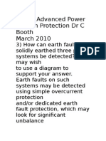 EE537 Advanced Power System Protection Dr C Booth.docx