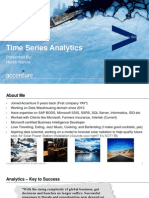 Time Series Analytics