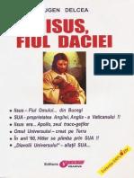 Iisus, Fiul Daciei (E.delcea)