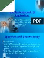 Liu Spectroscopy