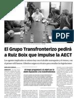 150923 La Verdad CG- El Grupo Transfronterizo Pedirá a Ruiz Boix Que Impulse La AECT p.7