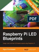 Raspberry Pi LED Blueprints - Sample Chapter