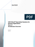 VCE Vblock® Specialized Systems for Extreme Applications