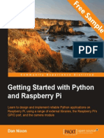 Getting Started with Python and Raspberry Pi - Sample Chapter