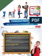 Catalogo prodotti Coop scuola