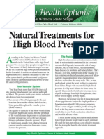 EZ-PR199-15 Natural Treatments for High Blood PressureWEB