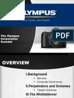 Olympus Fraud - Fraud