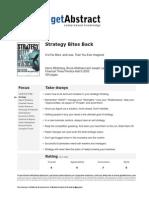 Strategy Bites Back -Mintzberg