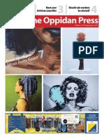 The Oppidan Press - Edition 10 - 2015