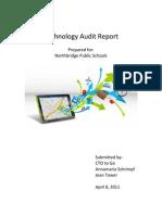 Technology Audit Report June 7 2011 21279