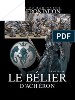 Army Book Belier Confrontation 4 AdR