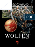 Army Book Wolfen Confrontation 4 AdR