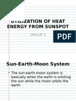 ppt science sunspot