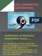 Derecho Ambiental Ecuador