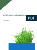 SAN Implementation Workshop_StudentGuide