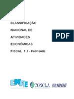 CNAE (Fiscal)