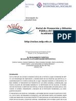 Metodologia CICATUR OEA