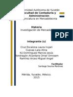 Diseños de La Investigación de Mercados