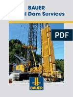 Bauer Global Dam Services2014