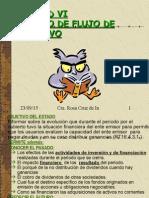 Unidad 6 ESTADO DE FLUJO DE EFECTIVO.ppt