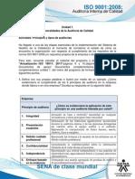 Unidad 1 Principios de Auditoria