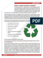 Bio - based plastics