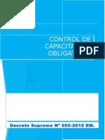 Control de Capacitacion 14 b