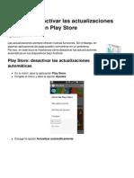 Android Desactivar Las Actualizaciones Automaticas en Play Store 12703 n306lx