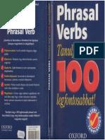 Phrasal Verbs Tanuljuk Meg a 100 Legfontosabbat Angol Nyelvkonyv